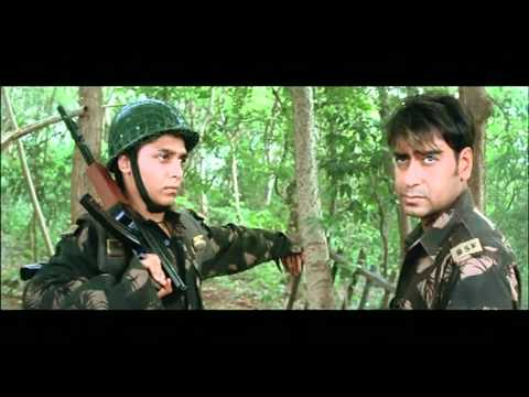 Indian Movie  Tango Charlie  Drama   Bobby Deol  Ajay Devgan  Aaj Dost Kal Dushman