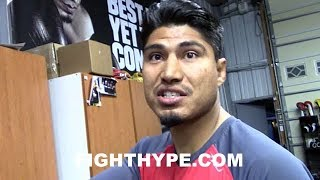 MIKEY GARCIA REACTS TO MIGUEL COTTO LOSS; ADMITS REGRET, BUT HAS BIGGER 2018 PLANS