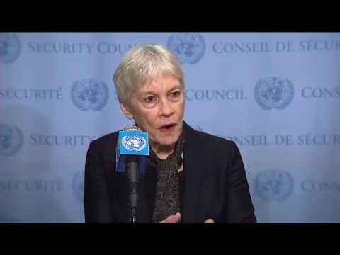 Inquiry on Syria  Security Council Stakeout 21 April 2017