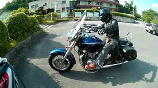後編🎀初めての企画🎀大型バイク乗りのフォロワー様とツーリングへ行ってきたよ🏍 原付MotoVlog【原付女子ライダーことアムルナ】 thumbnail