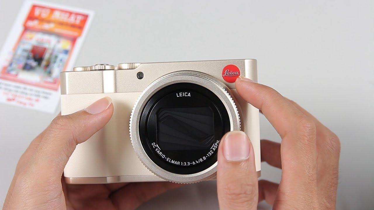 Leica C Lux : chiếc máy ảnh du lịch giá rẻ của Leica