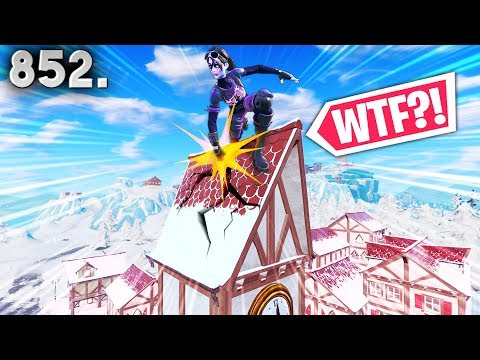 Fortnite Funny WTF Fails and Daily Best Moments Ep.852
