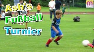 Ash's Fußball Turnier | Vlog #104 Marieland