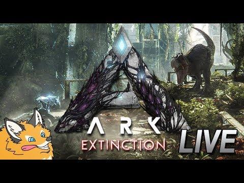 The Final Battle VS King Titan! | ARK: Extinction | LIVE Playthrough EP33