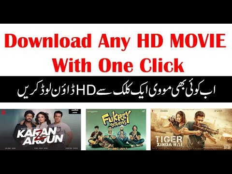 How To Download HD Movie In Mobile