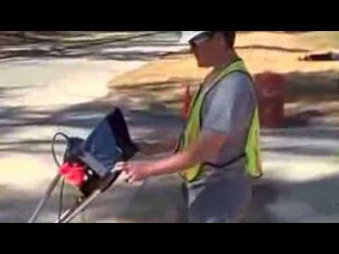 Checking for Underground Utilities