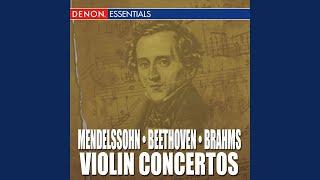 Violin Concerto in E Minor, Op. 64: III. Allegretto non troppo – Allegro molto vivace