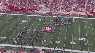 Pregame: Ohio State at Indiana (August 31, 2017)