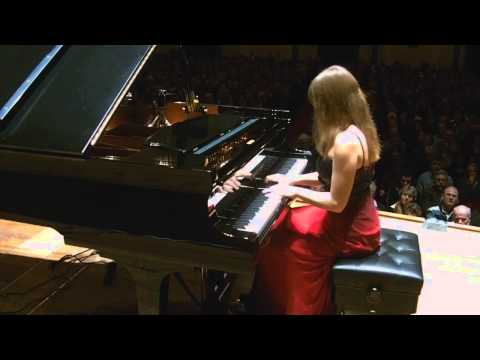Anna Fedorova, Chopin, Mazurka op.50 nr.3 live in the Amsterdam Concertgebouw