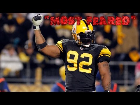 "James Harrison ""Most Feared"" Career Highlights (HD)"