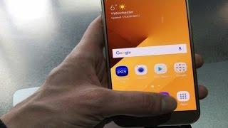 CES 2017 : prise en main du Samsung Galaxy A5