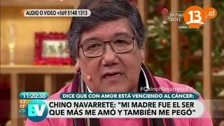 Chino Navarrete y el amor a su cáncer | Bienvenidos