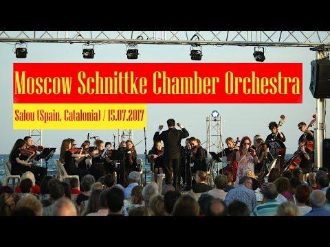 Московский камерный Шнитке-оркестр. Салоу (Испания, Каталония). 15.07.2017