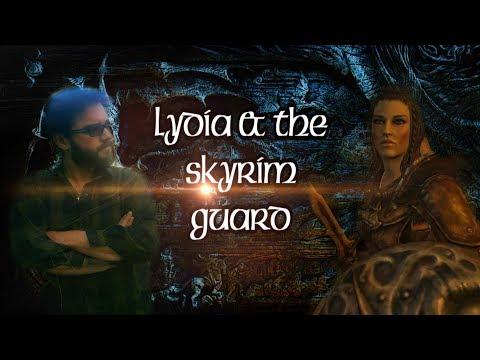 Lydia & the Skyrim Guard | Elder Scrolls Legends
