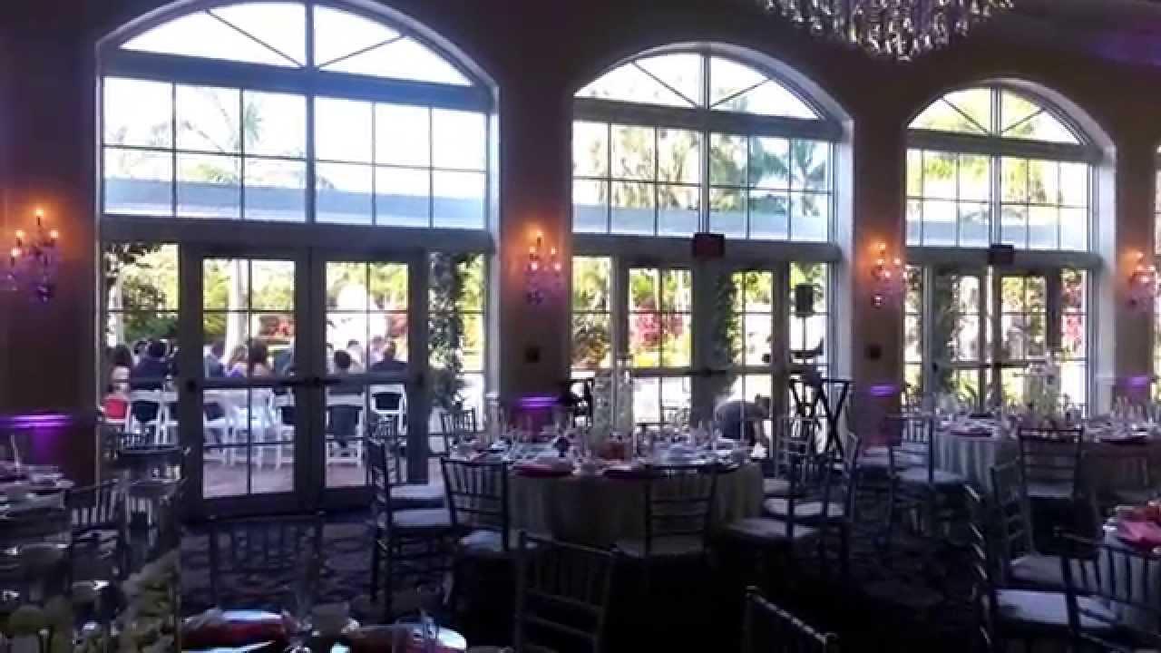 Weddings by lowell at deerfield country club youtube for Deerfield country club wedding