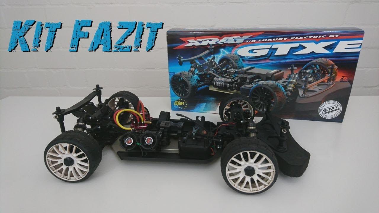 Aufbau Fazit: Xray GTXE 2018 Kit | Full HD | German