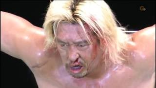 Pro Wrestling NOAH singles match - 2011.1.15 KENTA vs高山善廣 - 201...