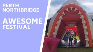 #awesomefestival in #northbrid…