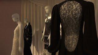 Yves Saint Laurent museum opens in Paris
