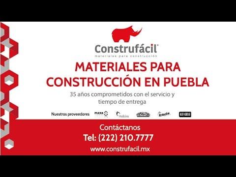 Cotizaci n de materiales de construcci n en puebla - Materiales de construccion las palmas ...