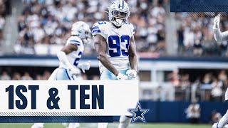 1st & Ten: Tarell Basham   Dallas Cowboys 2021