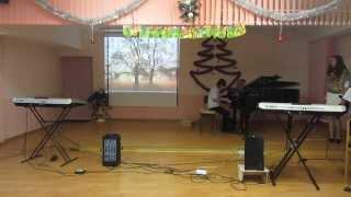 Фристайл и Ласковый Май на пианино (подбор на слух)