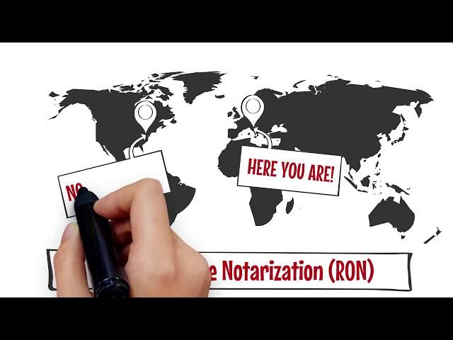 Remote Online Notaries