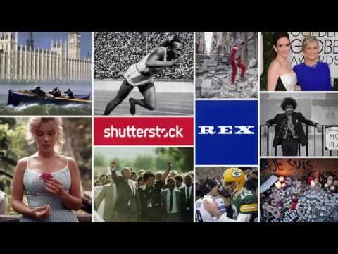 Shutterstock to Acquire Rex Features