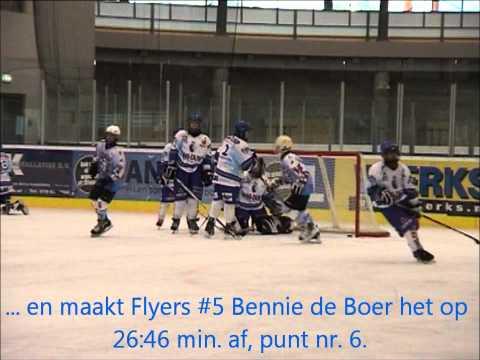 Sani-Dump Dordrecht Lions vs Friesland Flyers U14