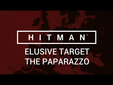 Hitman: Elusive Target - The Paparazzo