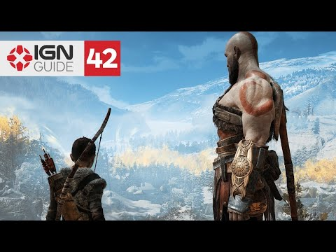 God of War Walkthrough - Mother's Ashes and The Journey Home (Part 42)