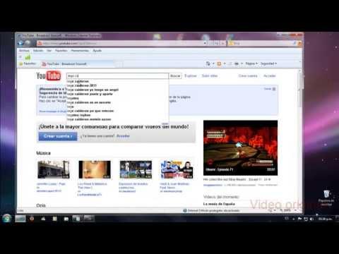 Como descargar videos en hd de cualquier pagina muy rapido 2012 (novedoso) from YouTube · Duration:  7 minutes 57 seconds