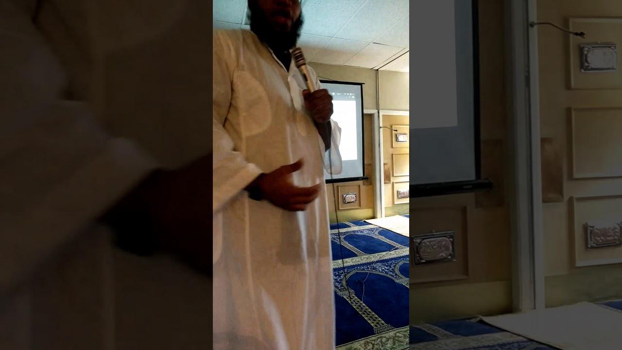 Friday Islamic Classes @ Masjid Mumin 12