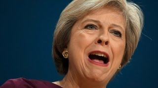Theresa May: Change is coming for Britain