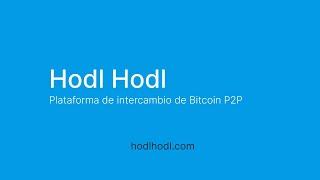 ¿Cómo funciona el trading en Hodl Hodl? Una guía completa sobre cómo comprar Bitcoin con Revolut