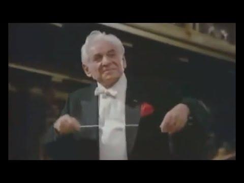 Mozart - Symphony No. 25 (Bernstein)