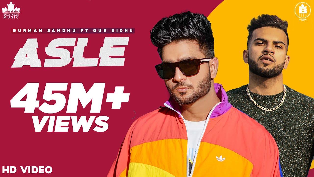 Download ASLE - Gurman Sandhu | Gur Sidhu | Ronak Joshi | Punjabi Songs | New Punjabi Song 2020
