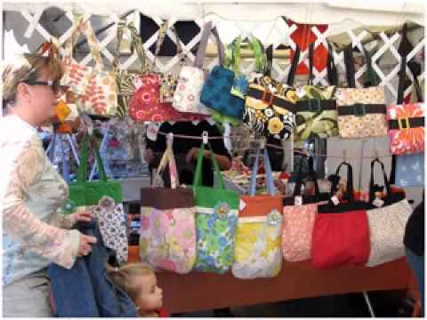 Craft Booth Display Ideas Youtube