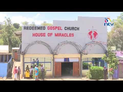 Narok aspirants spend day in church after campaign ends