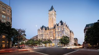 Top 10 Best Luxury Hotels Near White House in Washington D.C., USA