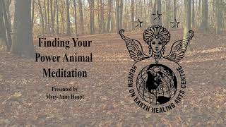 Finding Your Power Animal Meditation