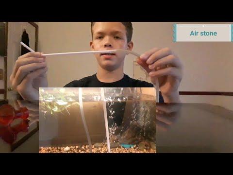 How to make a DIY air air stone