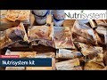 Nutrisystem 14 Day Weight Loss Kit, Everyday Favorites from Amazon.com unboxing