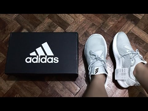 a178423dae9e7 New pair of shoes  Adidas AlphaBounce Lux