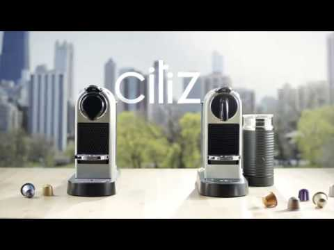 Nespresso Citiz - How to Video - Aeroccino Use - YouTube