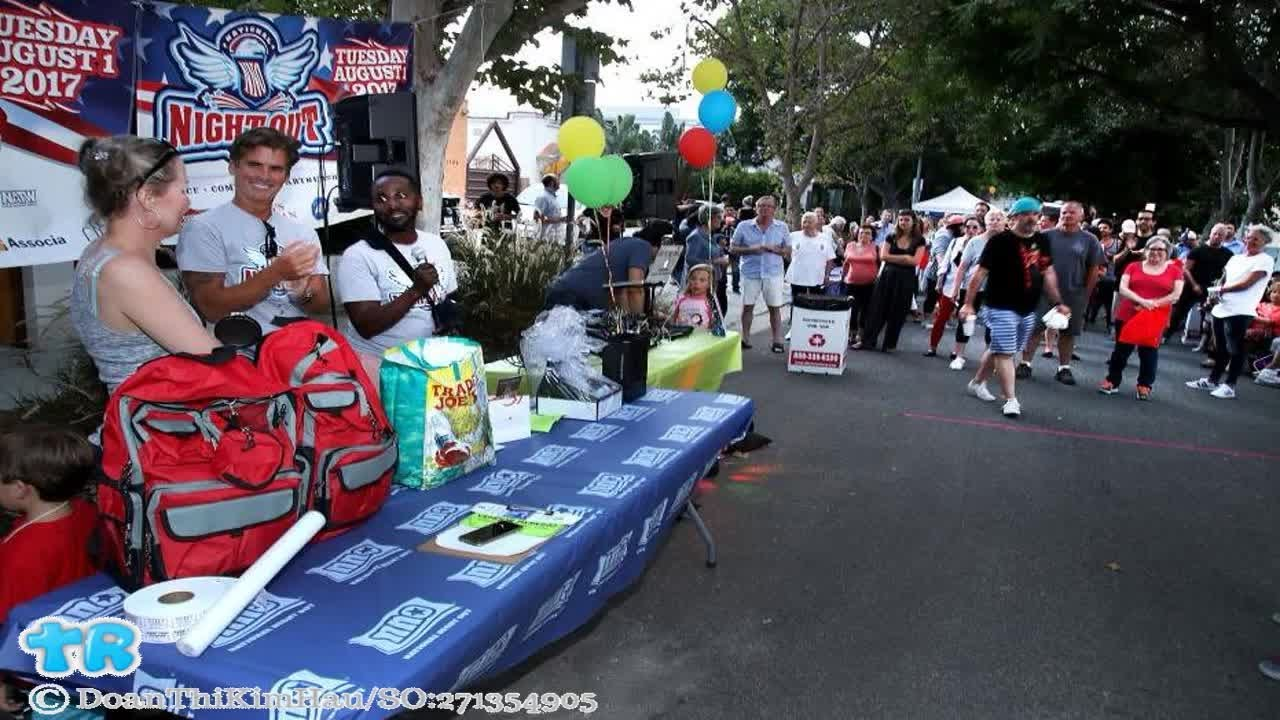 'National Night Out' Events Planned Across The Bay Area To Promote Safe Neighborhoods