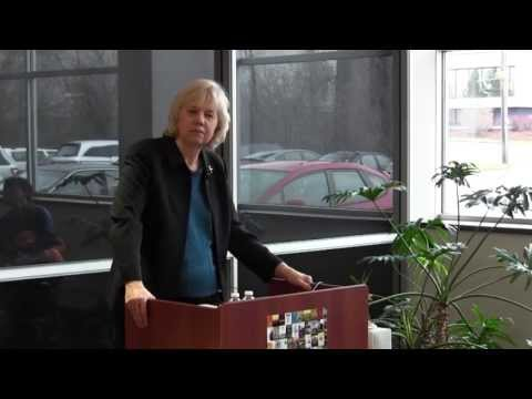 Christine Pohl at Eerdmans Bookstore