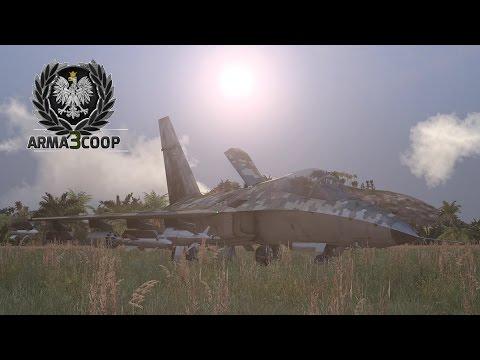 [A3C] Op. Odyseja - pilot Yak-130,  Isla Duala