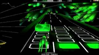 Audiosurf - SKYRIM Main Theme (Dragonborn - Jeremy Soule)