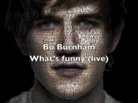Bo Burnham - What's Funny